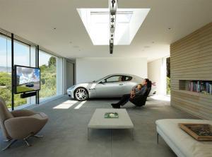PHOTO HOME car house