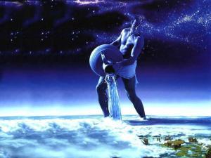 UNIV ART WATER MAN