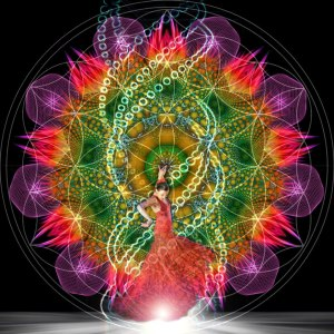 ART dna dance visual alchemy