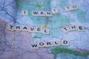PHOTO travel the world