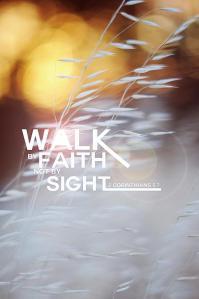 MOTIVATE walk by faith