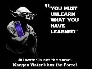 all water is not the same