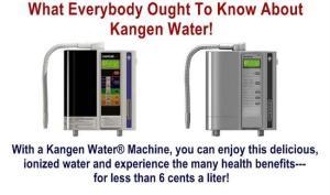 ENAGIC kangen water machines