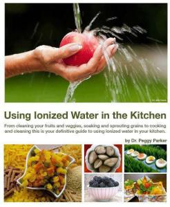ionized water