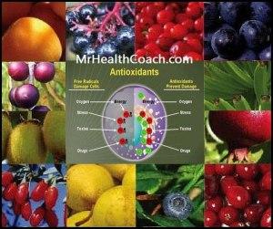 HEALTH antiox health chart