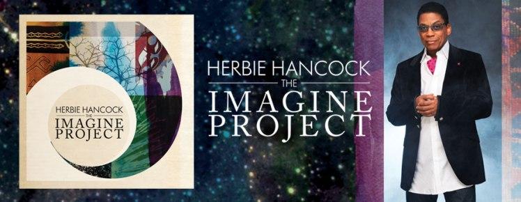 Buddhist in America: Herbie Hancock - Imagine (The Imagine Project)