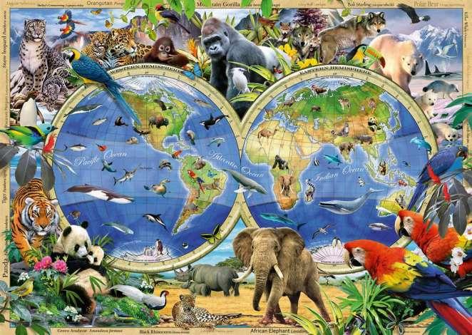 100 WWF PUZ